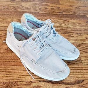d09f05ba1 Clarks Shoes - Clarks Men Norwin Vibe Canvas Boat Shoes Size 8